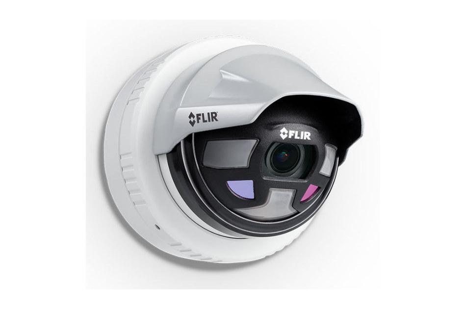 FLIR - DH-390-2MP | Digital Key World