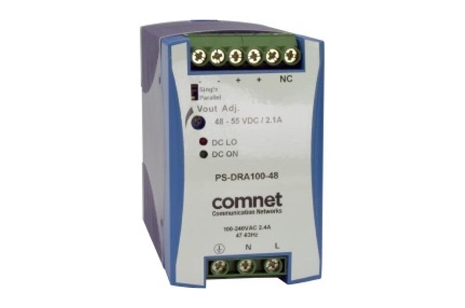 ComNet - PS-DRA100-48A   Digital Key World