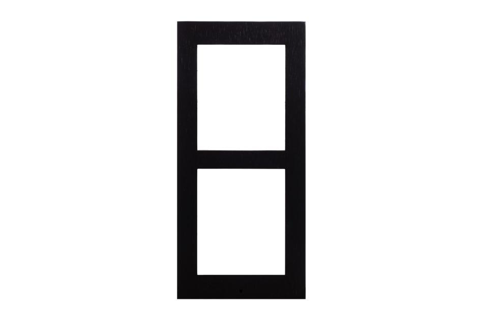 2N - 2N IP Verso Frame 2M black | Digital Key World