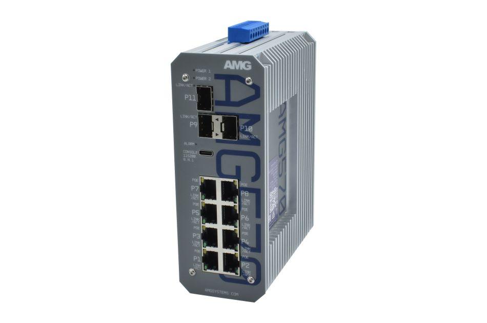 AMG Systems - AMG570-8G-3S | Digital Key World