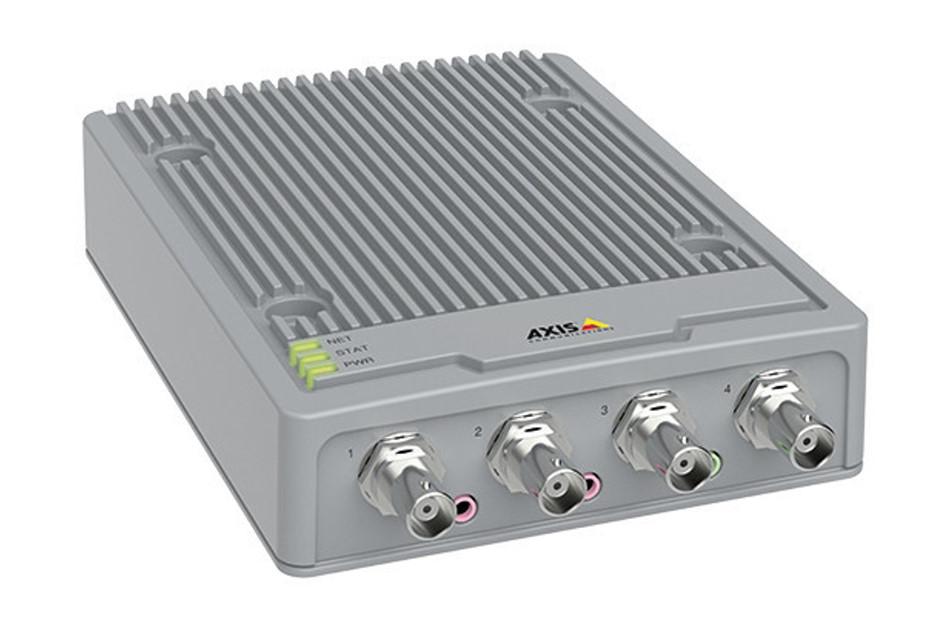 Axis - AXIS P7304 VIDEO ENCODER   Digital Key World