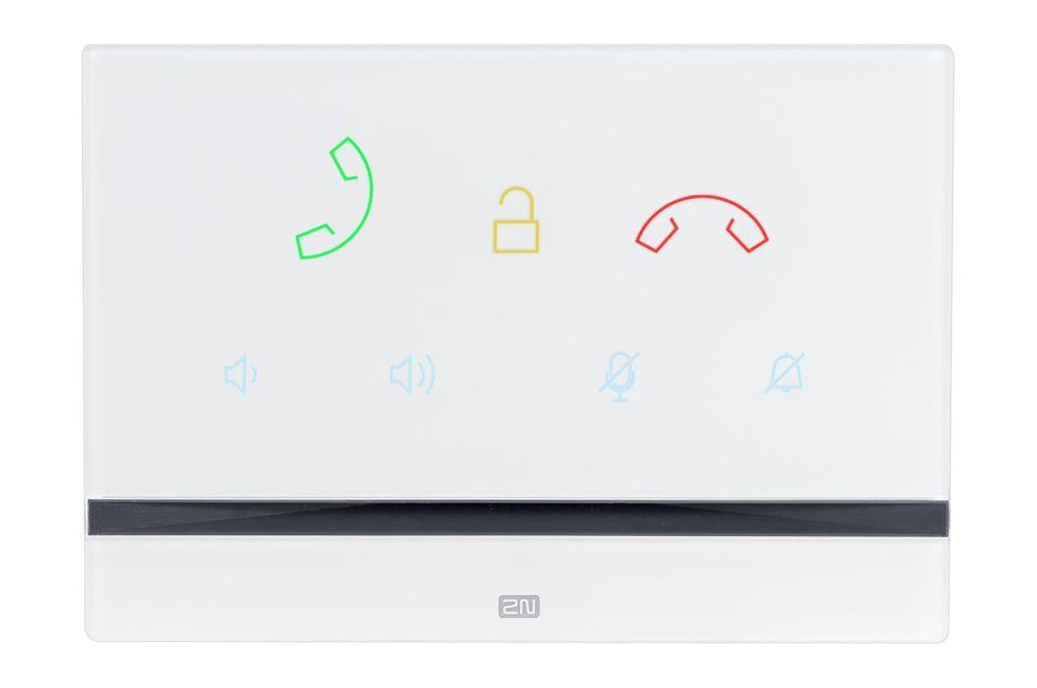 2N - 2N Indoor Talk White | Digital Key World
