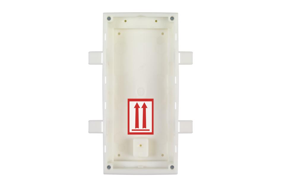 2N - 2N IP Verso Flush Mount Box 2M | Digital Key World