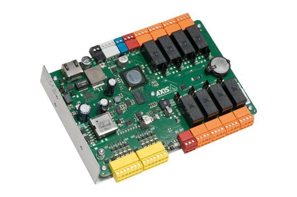 Axis - AXIS A9188 NETWORK I/O RELAY M   Digital Key World