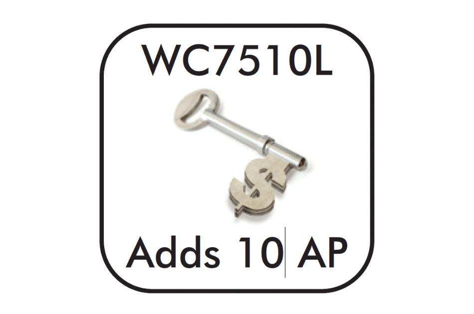 Netgear - WC7510L-10000S | Digital Key World
