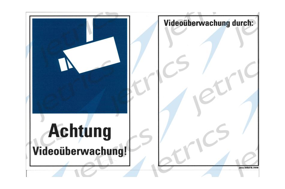 Jetrics - JETSIGN-VÜ-2030KF/10   Digital Key World
