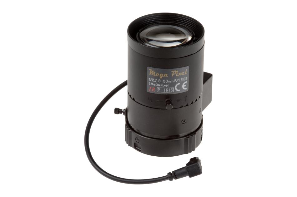 Axis - TAMRON 5MP LENS P-IRIS 8-50 MM | Digital Key World