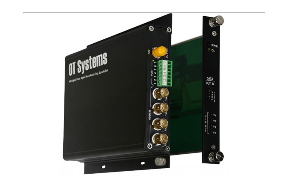 OT Systems - FT410DB-SMRSA-0.55km | Digital Key World