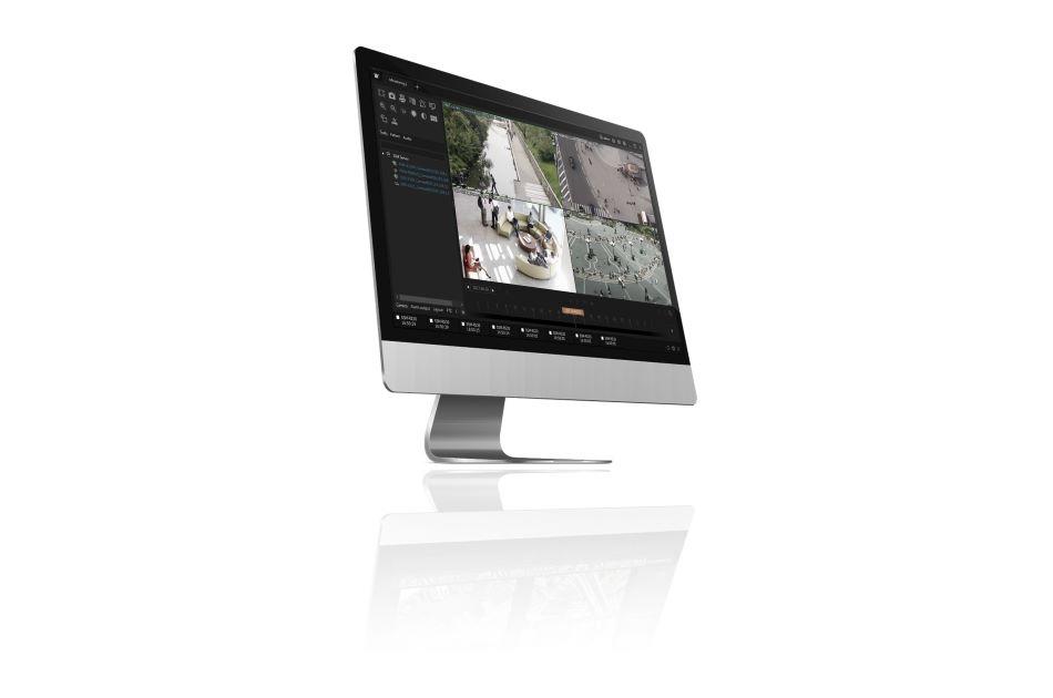 Hanwha Techwin - SSW-CH128L   Digital Key World