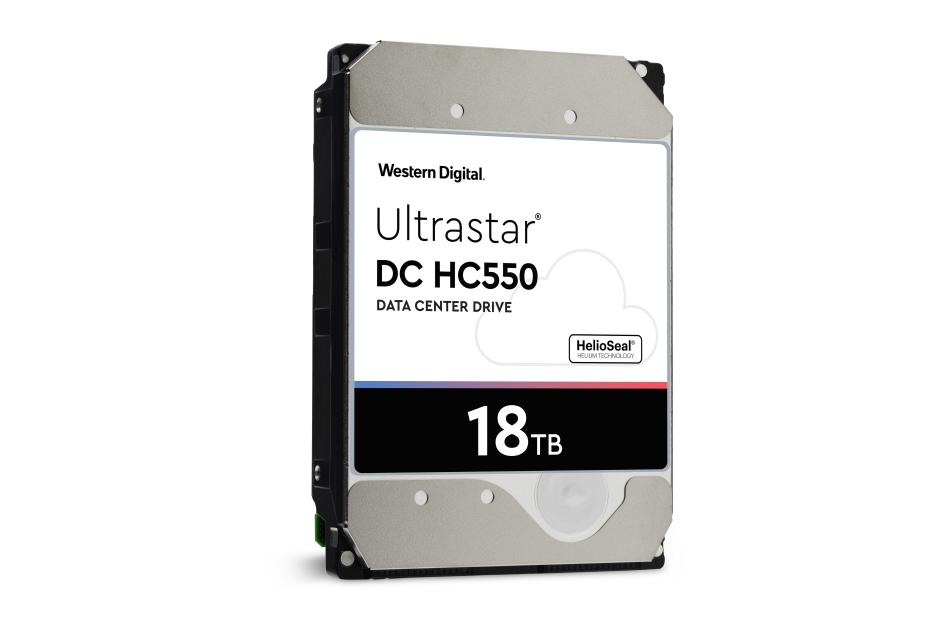 Western Digital - Ultrastar DC HC550 SATA 18TB | Digital Key World