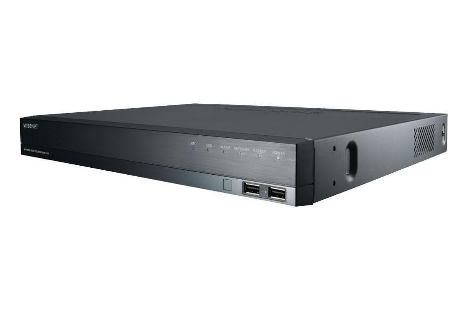 Hanwha Techwin - XRN-810S 2TB   Digital Key World