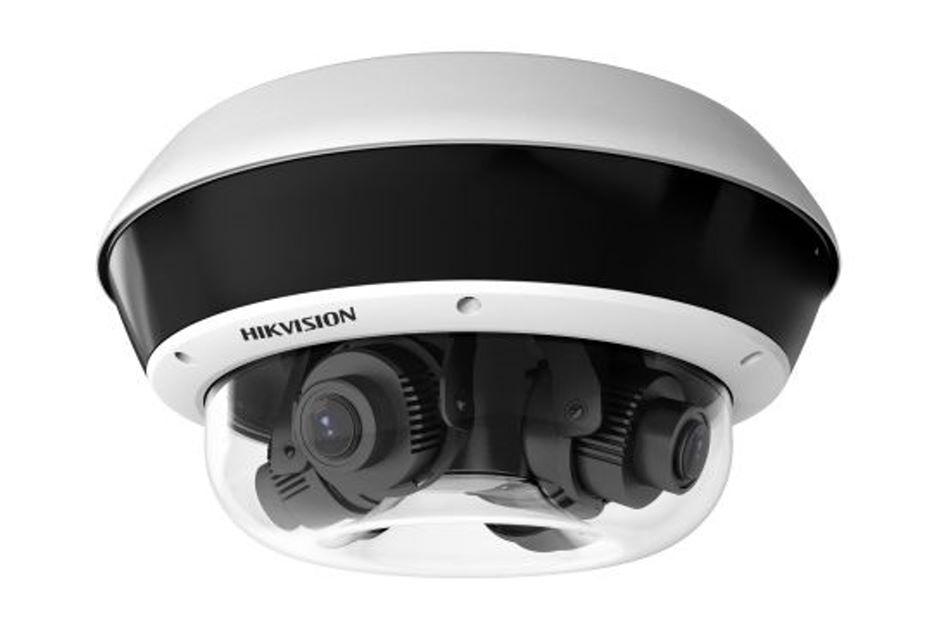Hikvision - DS-2CD6D54FWD-IZS | Digital Key World
