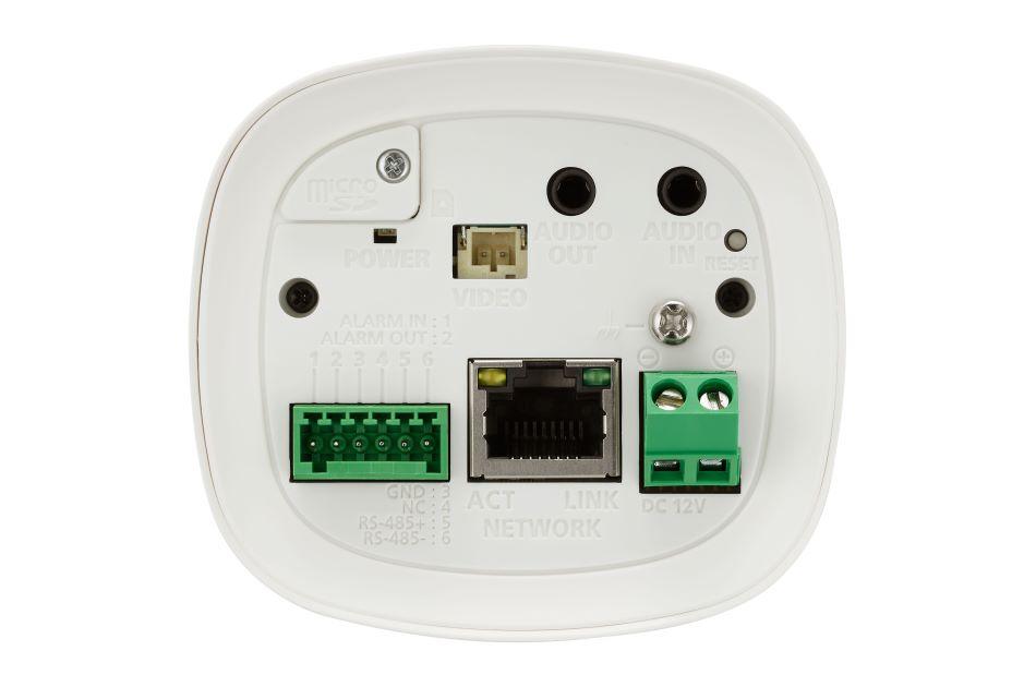 Hanwha Techwin - QNB-6002   Digital Key World