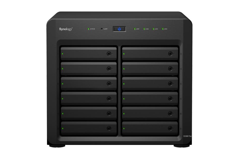 Synology - DS3617xs   Digital Key World