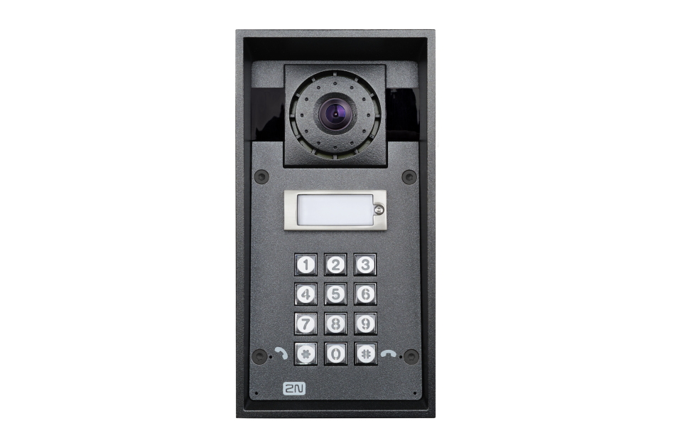 2N - 2N IP Force 1Button HDCam Keyp | Digital Key World