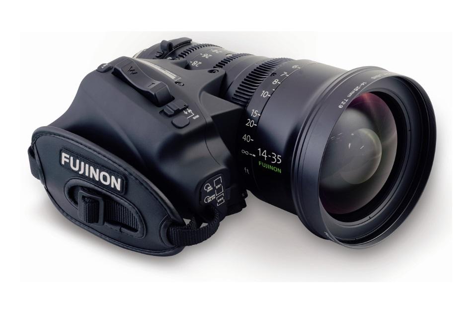 Fujinon - ZK2,5x14-SAF   Digital Key World