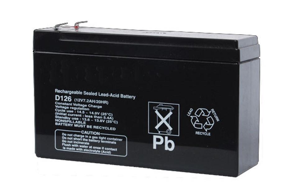 Bosch Sicherheitssysteme - D126 | Digital Key World