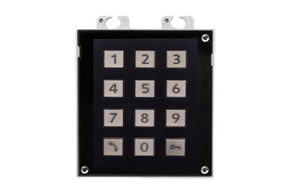 2N - 2N IP Verso Keypad Module blk | Digital Key World