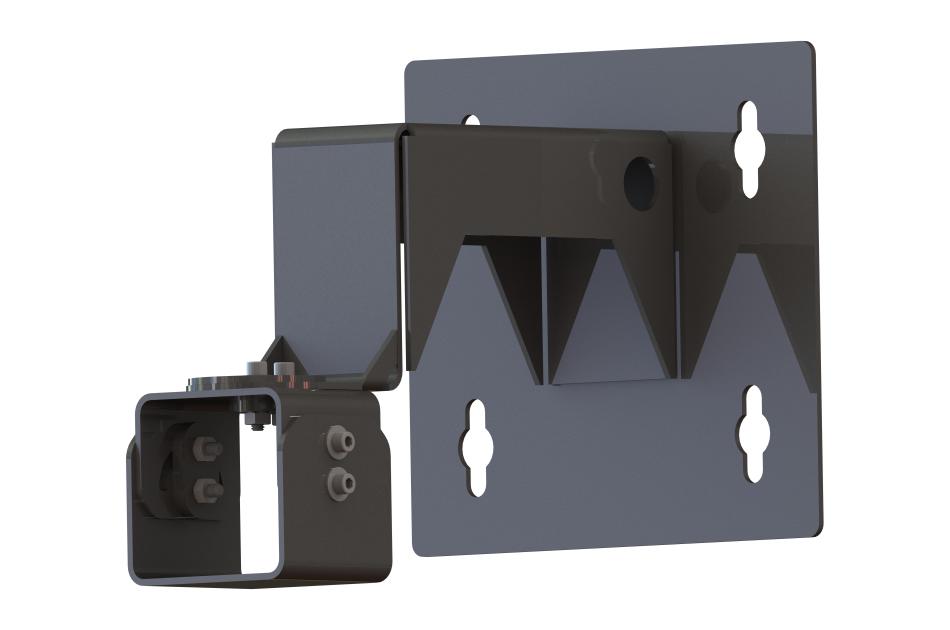 Axis - WALL MOUNT F101 XF | Digital Key World