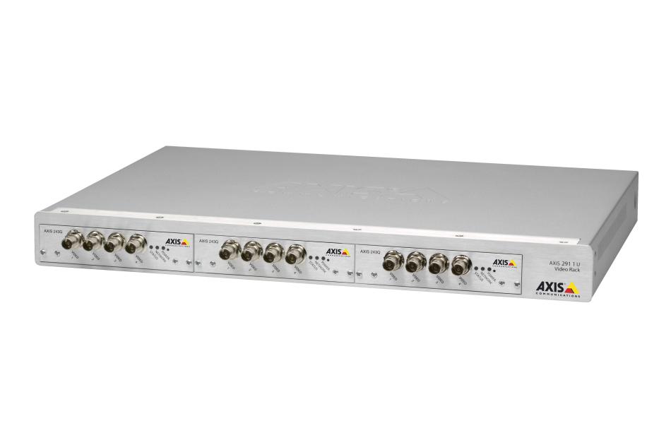 Axis - AXIS 291 VIDEO SERVER RACK | Digital Key World