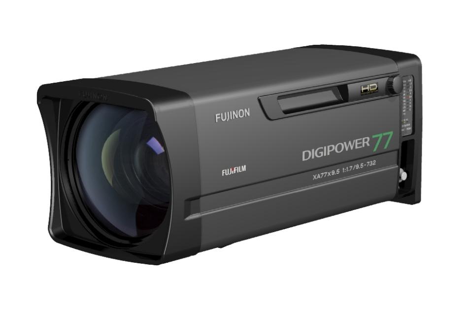 Fujinon - XA77x9,5BESM-S35   Digital Key World
