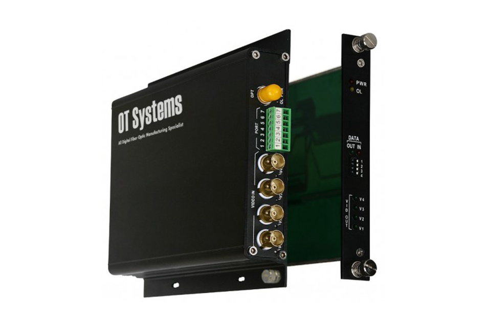 OT Systems - FT420DB-SSRSA | Digital Key World