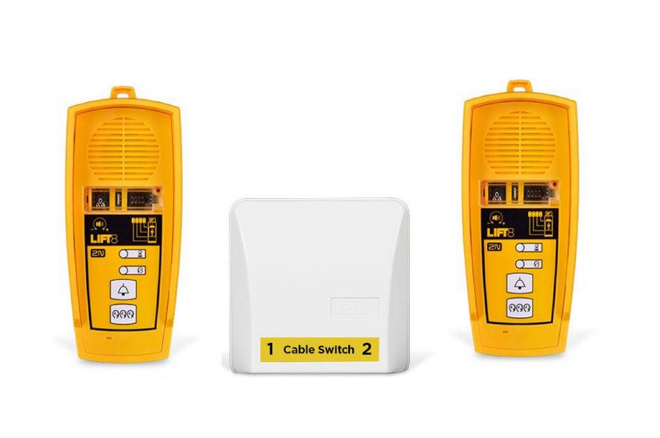 2N - 2N Lift8 Voice Alarm Stn Set | Digital Key World