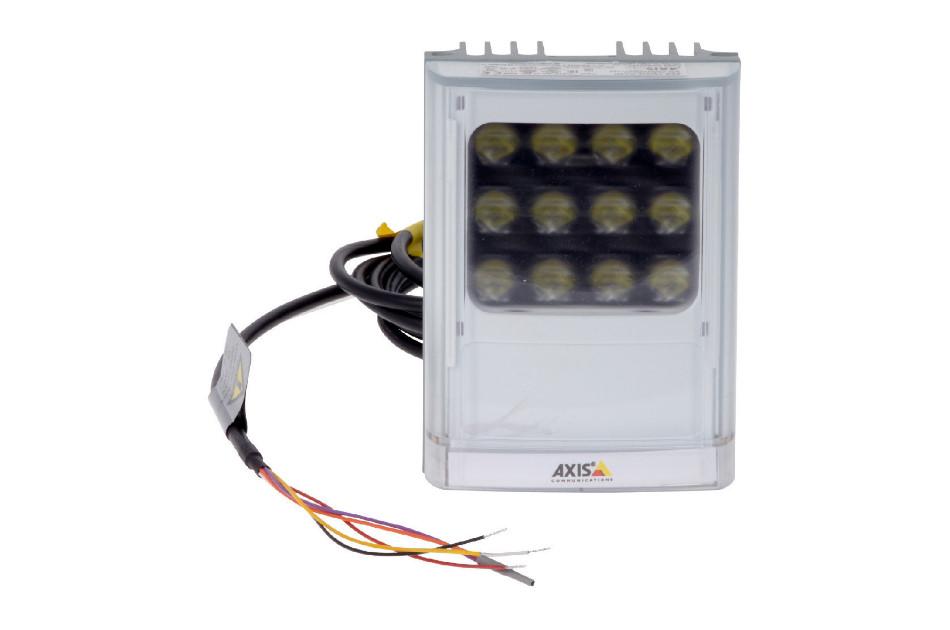 Axis - AXIS T90D25 W-LED | Digital Key World