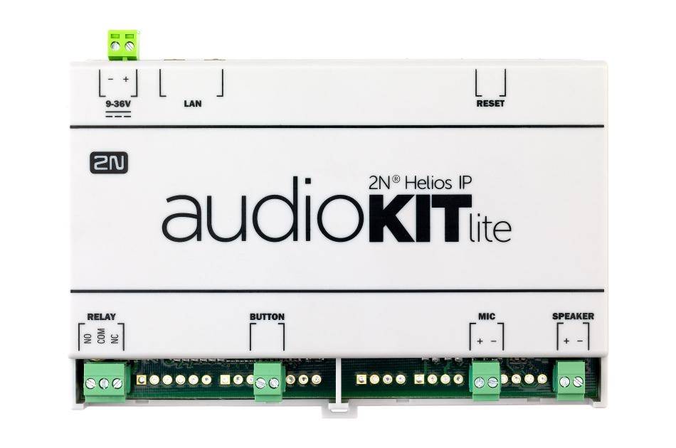 2N - EntryCom IP Audio Kit lite | Digital Key World