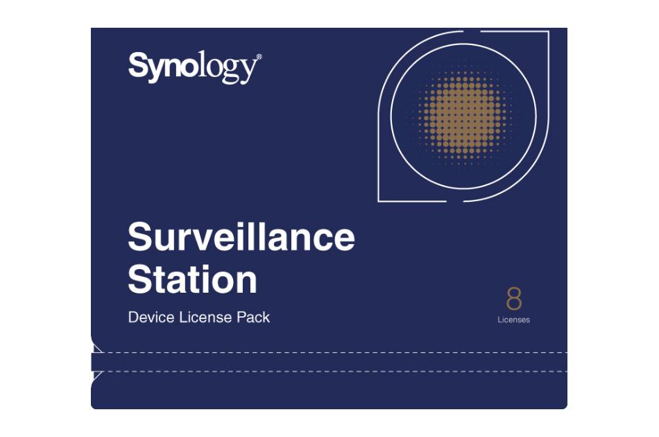 Synology - DEVICE LICENSE (X 8) | Digital Key World