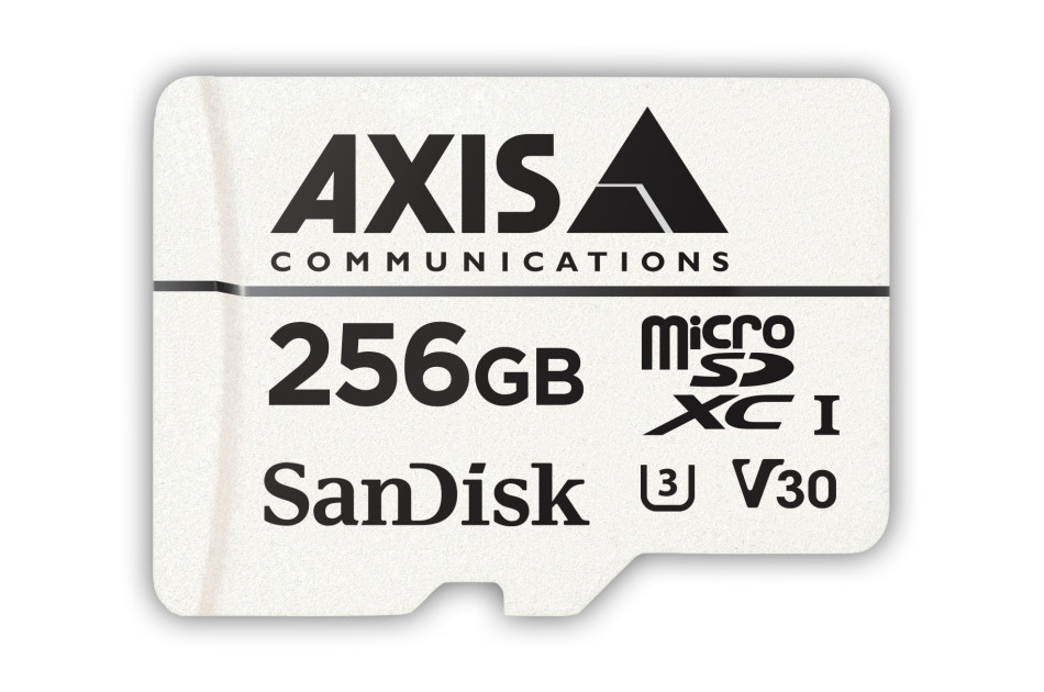 Axis - AXIS SURV CARD 256GB 10 PCS   Digital Key World