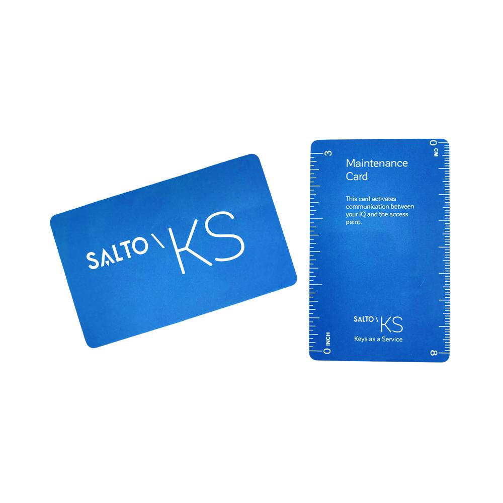 SALTO KS - Maintenance Card - PCD04KKS