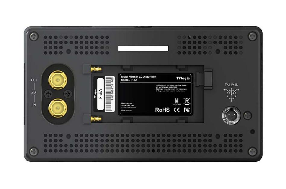 TVlogic - F-5A | Digital Key World