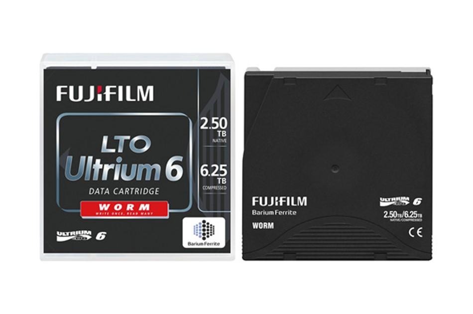 Fuji - LTO FB UL-6 WORM 2.5 TB | Digital Key World