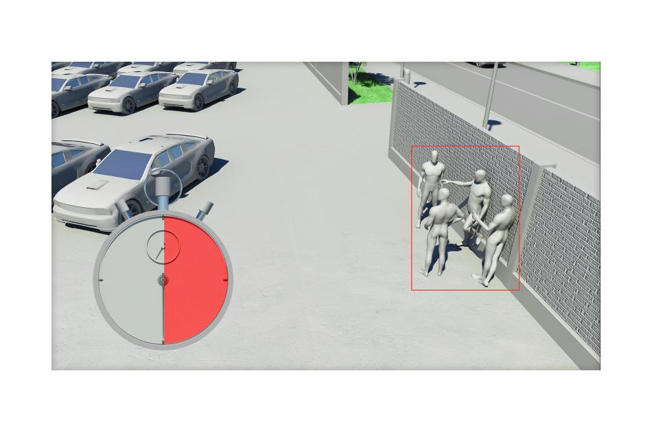 IPS Intelligent VideoAnalytics - IPS Loitering Detection   Digital Key World