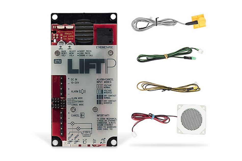 2N - 2N LiftIP Cabin COP wired   Digital Key World