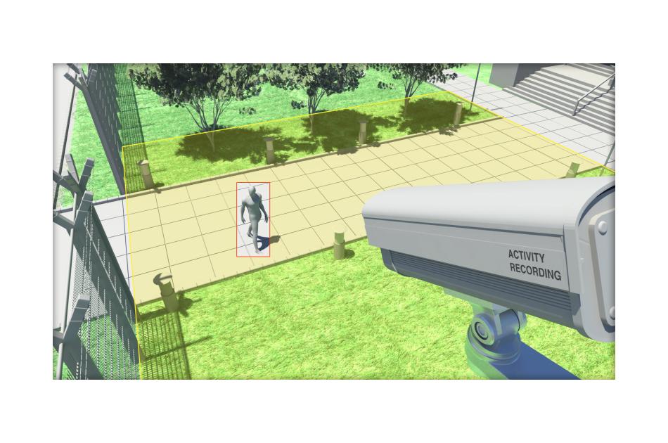 IPS Intelligent VideoAnalytics - IPS Motion Detection   Digital Key World