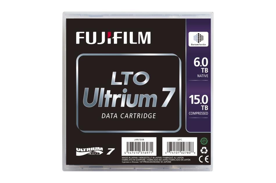 Fuji - LTO FB UL-7 6.0 TB LP20 | Digital Key World