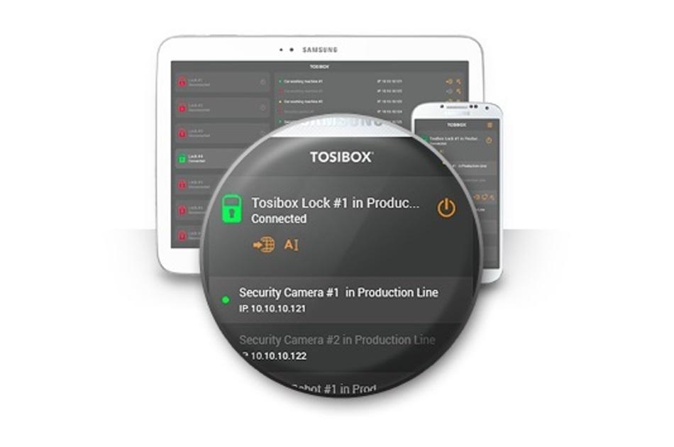 TOSIBOX - TBMC1   Digital Key World