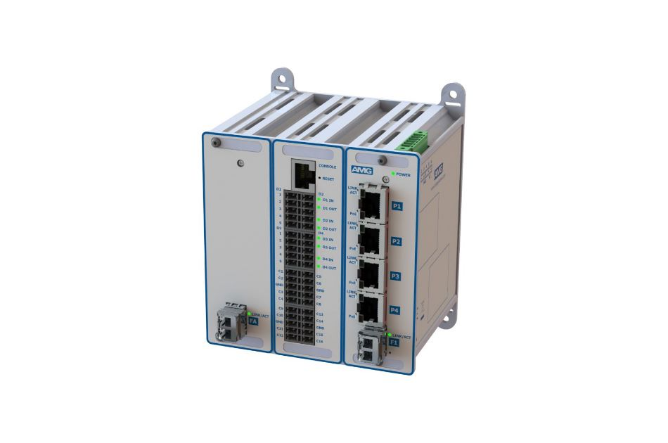 AMG Systems - AMG9HM2P-4G-2S-4S16C | Digital Key World