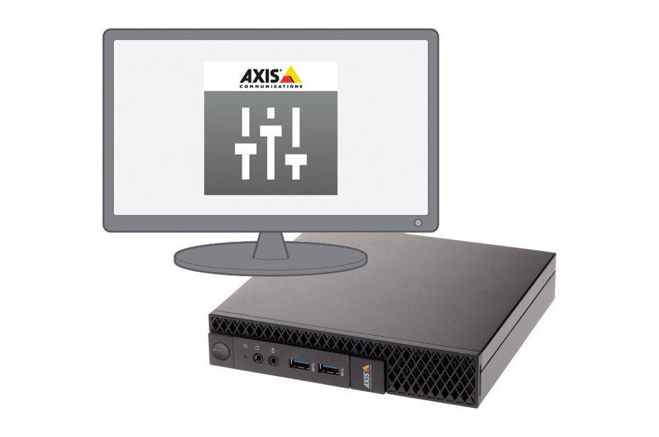 Axis - AXIS AUDIO MANAGER PRO C7050 | Digital Key World