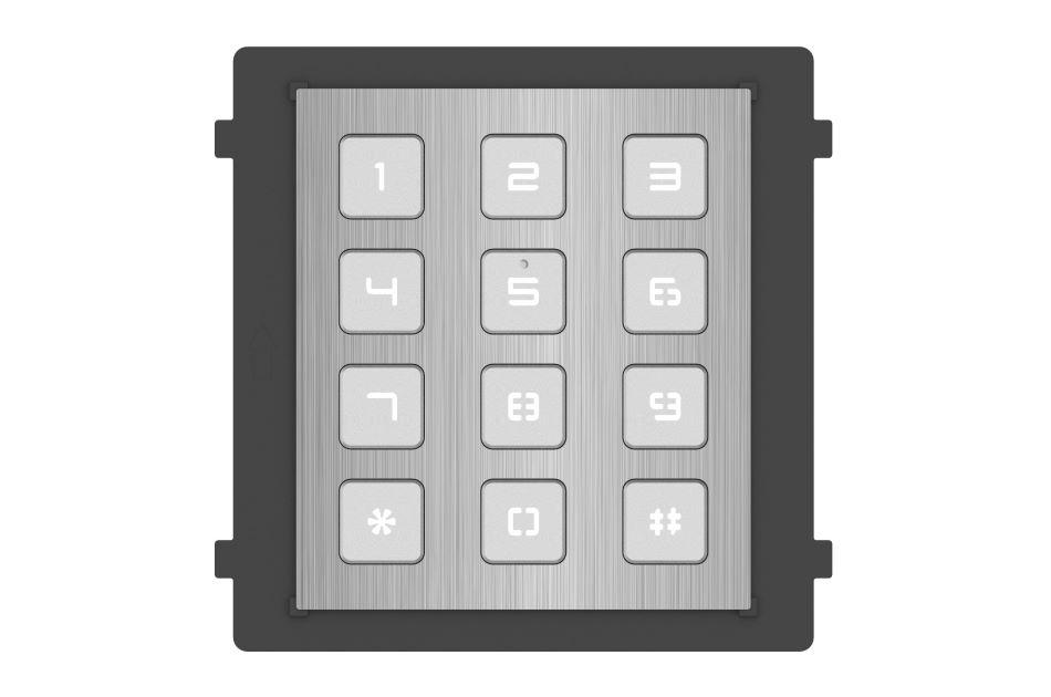 Hikvision - DS-KD-KP/S | Digital Key World
