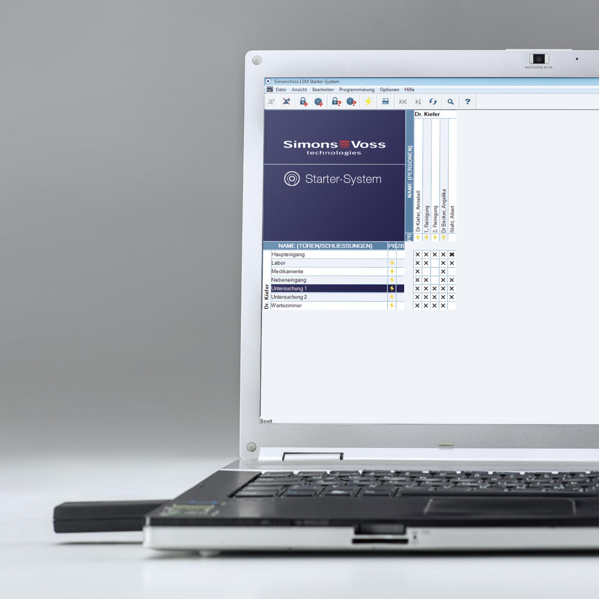 SimonsVoss - Modul LSM Erweiterung 05 Clients - LSM.CLIENT-05