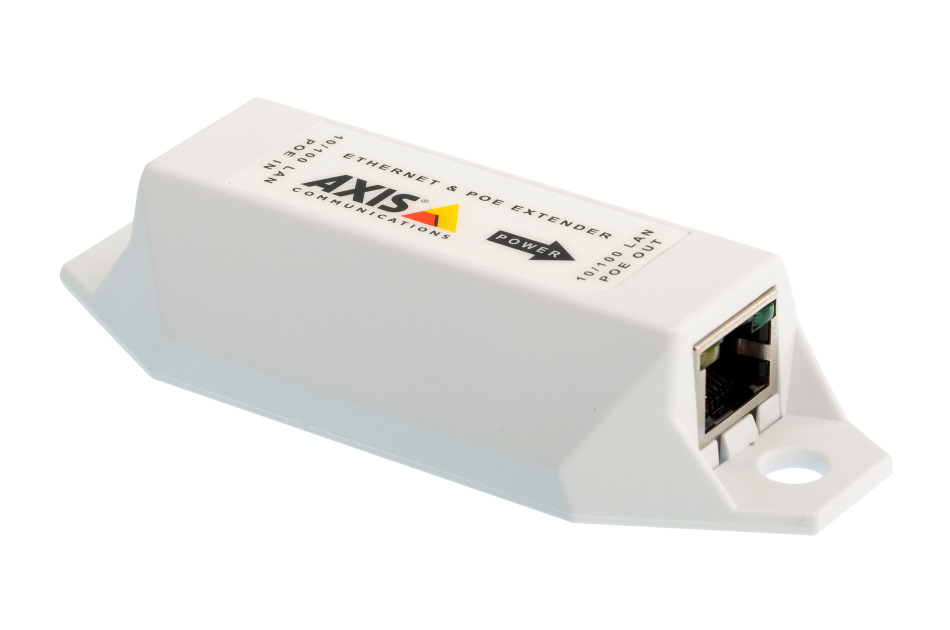 Axis - AXIS T8129 POE EXTENDER | Digital Key World