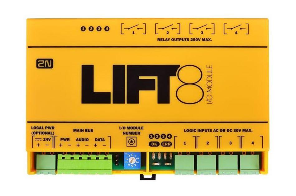 2N - 2N Lift8 I/O Module | Digital Key World