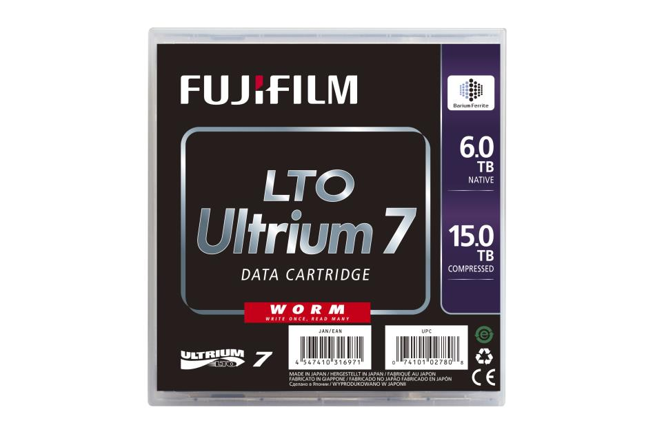 Fuji - LTO FB UL-7 WORM 6.0 TB | Digital Key World