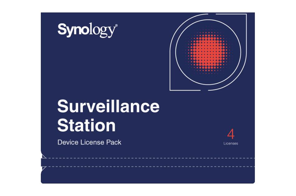 Synology - DEVICE LICENSE (X 4) | Digital Key World