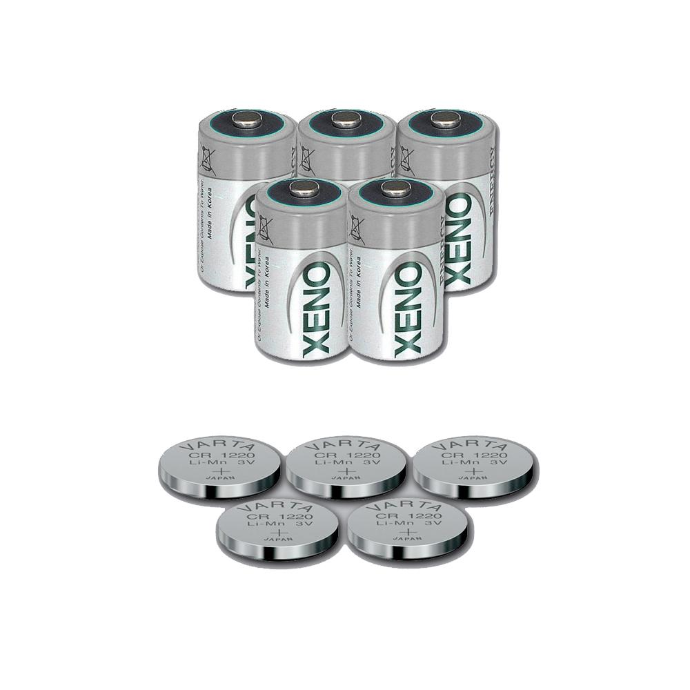 SimonsVoss - Batterieset für TN3-Zylinder - BAT.SET