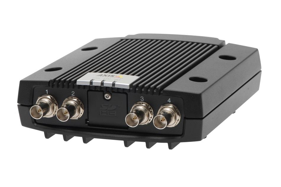 Axis - AXIS Q7424-R MKII VIDEO ENCODE | Digital Key World