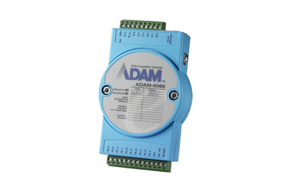 Advantech - ADAM-6066 D   Digital Key World